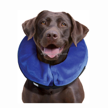 Comfy portable puppy cone dog cervical collar