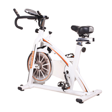 Indoor Racing Machine Bicycle Aerobic Training Cycling Resistance Cardio Home Fitness Equipment Workout Exercise Bike Trainer