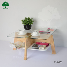 Torrey coffee table White and Gray J