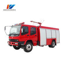 Hot selling brand new various size of aerial ladder fire truck