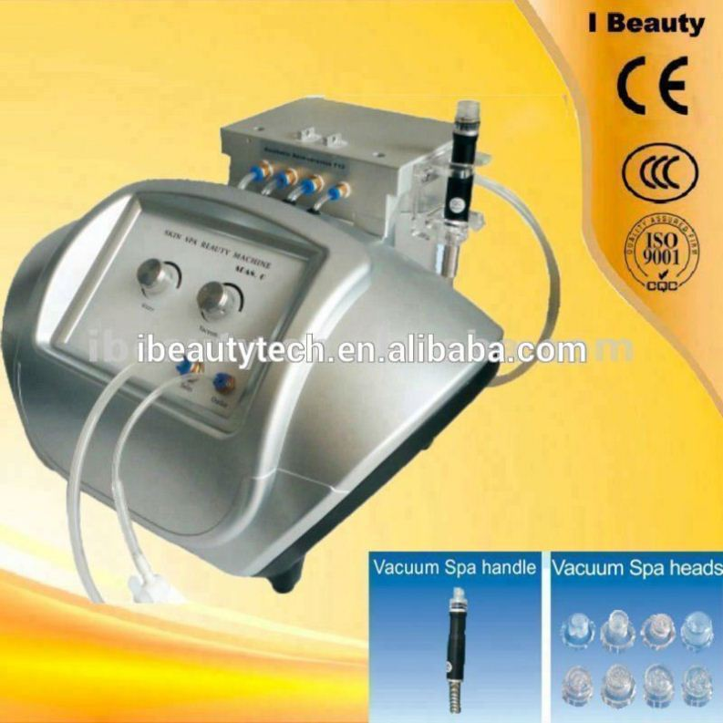 2016 New product face wrinkle removal dermabrasion dermabrasion home oxygen making machine