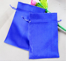 satin jewelry gift pouch bag