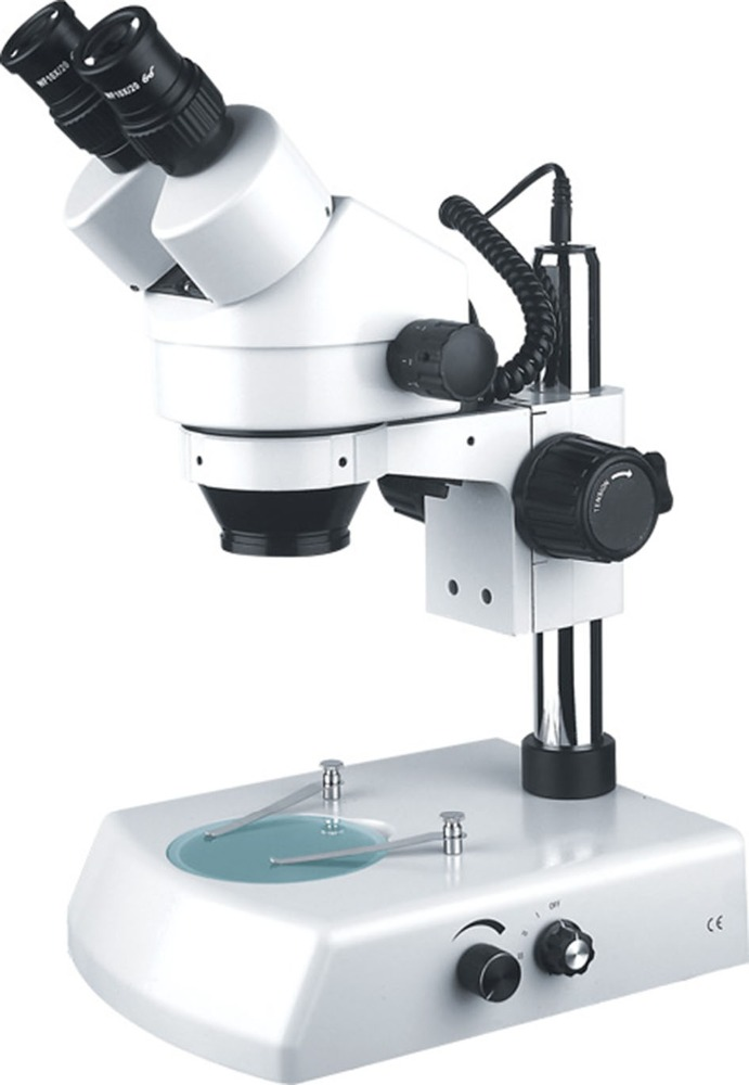 ST-60 high technology chemical Stereo zoom Microscope for lab use cheap price