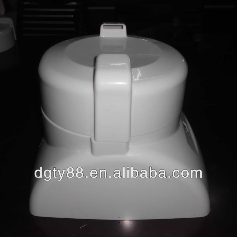 customized plastic vacuum forming thick electric equipment cover