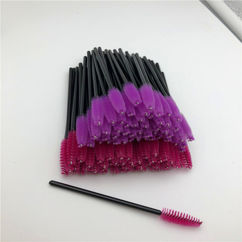 China factory wholesale mascara retractable eyelash extension brush