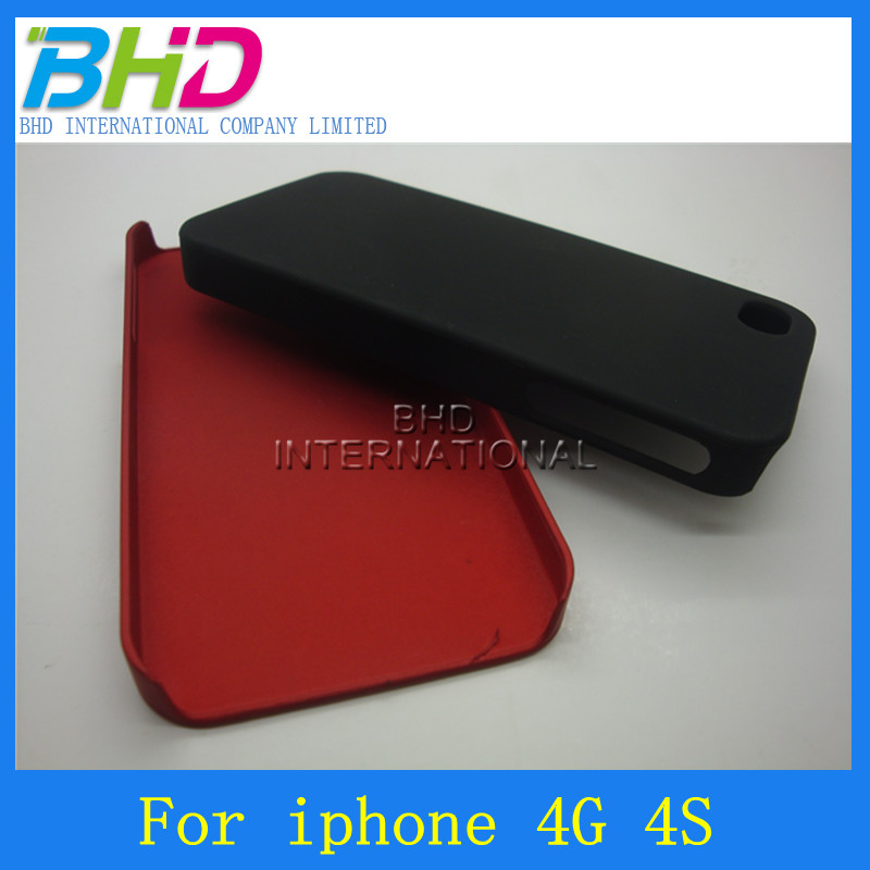 china supplier mobile phone accessories factory in china for iphone 4 4S hard case
