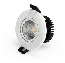 Besun 2000-2800k Dim to warm TUV SAA Norge Ra95 dimmable downlight with Triac dimmer 12w 75mm Cutout