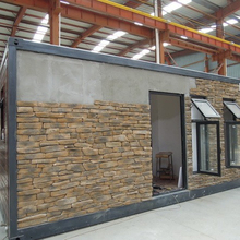 modular prefabricated house,steel prefab modular housing