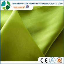High quality silk 100% polyester stretch satin fabric