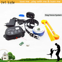 Best Pet Dog Training Wire In Ground Outdoor Retractable Fence with Shock Collars