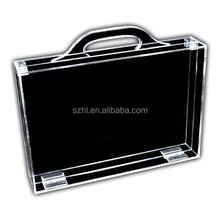 Lightweight acrylic briefcases for sale