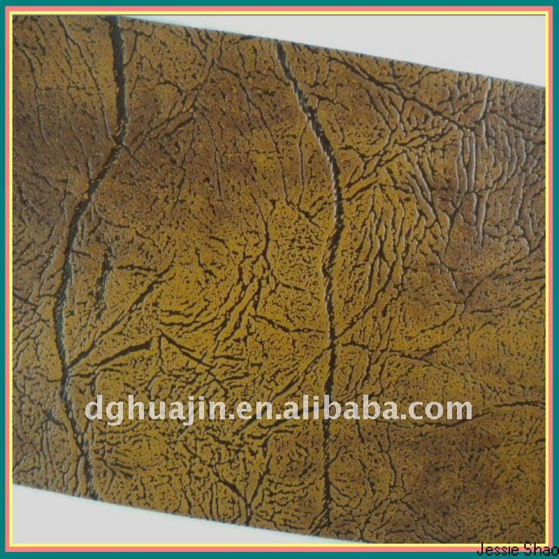 Embossed Pvc Leather For Sofa Bag
