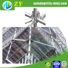 Galvanized kwikstage scaffolding system and construction scaffold