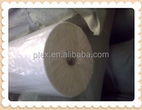 polyester/cotton 65/35 fabric white 142GSM