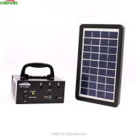 Portable Solar Energy System With 5W
