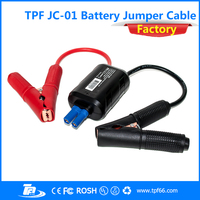 TPF smart 400 Amp peak car emergency battery jumper booster cable