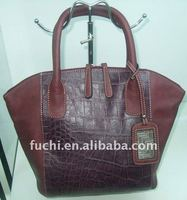 2011 Artificial Leather fashion bag