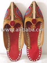 indian nagra shoes