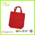 Hot selling fashion design canvas shopping bag