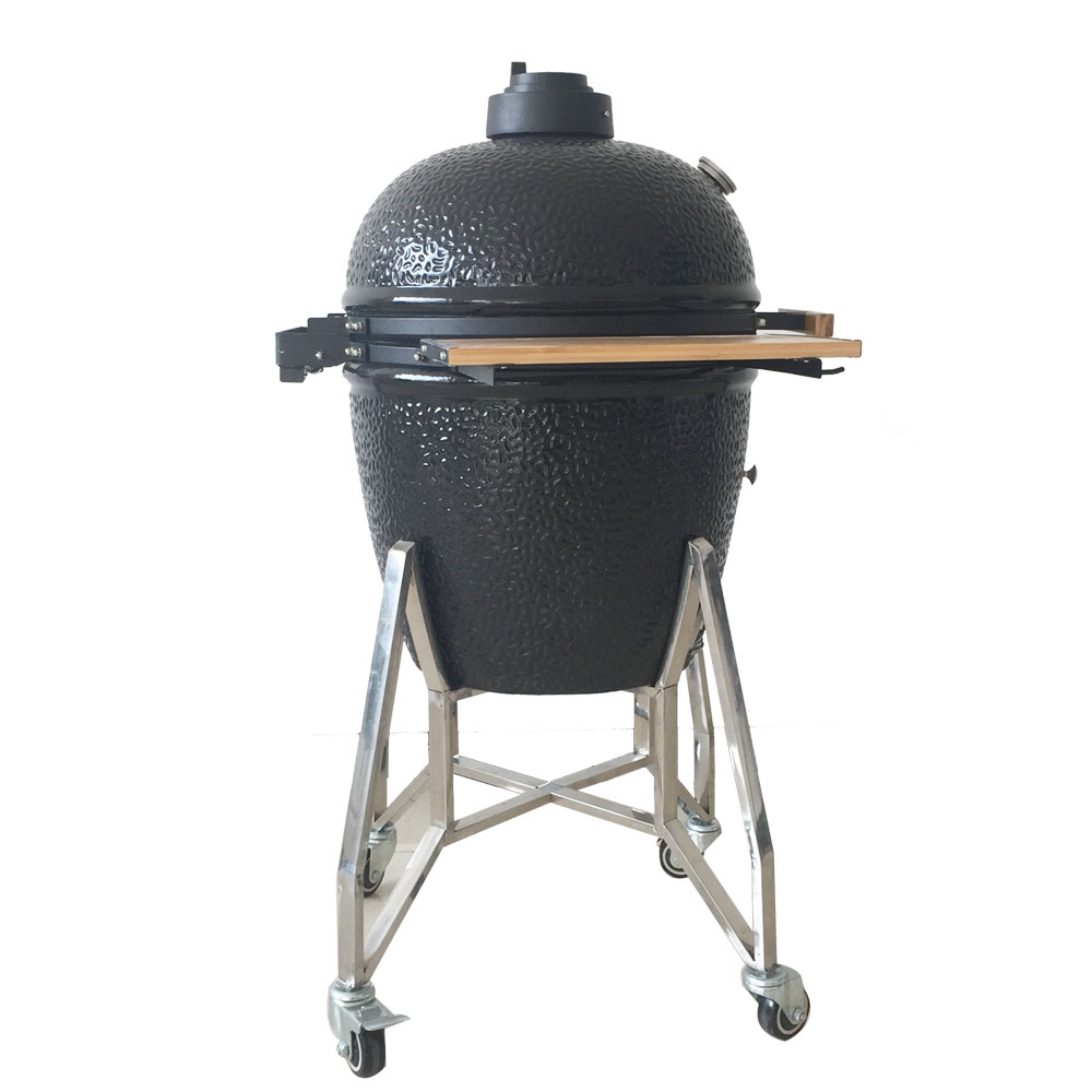 "14"" to 25"" Various Size of Ceramic Kamado Charocoal Smoker Suitable For Indoor and Outdoor"