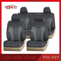 Manufactured Cheap Price Car Seat Protector Cover T-shirt Design with Girly Folding Toyota Corolla Hilux Car Seat Covers