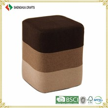 2016 new pattern stool ottoman pouf furniture for sale
