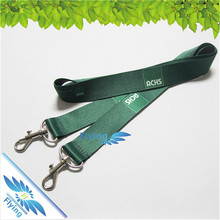 polyester design sublimation lanyard heat transfer lanyard custom logo stain