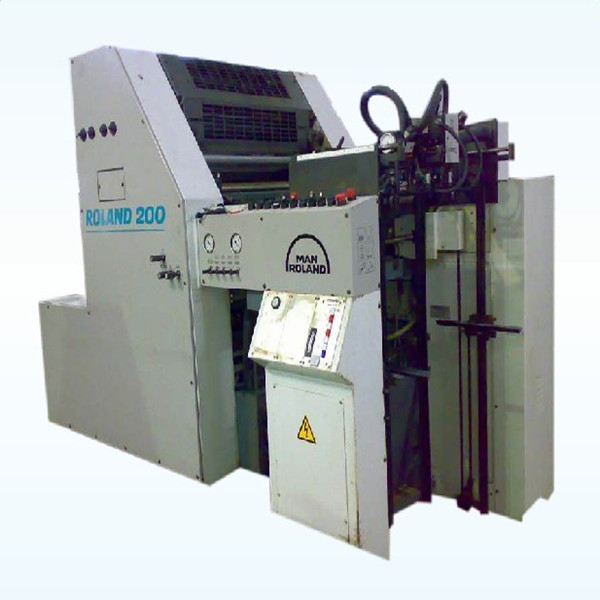 2014 New Coming Used Man Roland 200 Offset Printing Machine For Sale