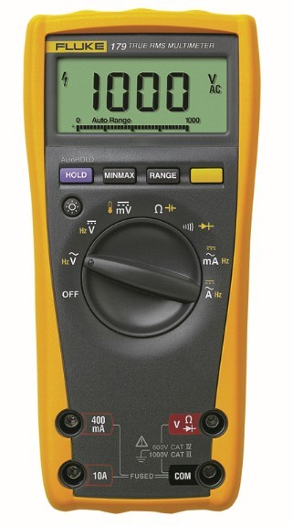 Fluke official flagship store FLUKE F179 Digital Multimeter