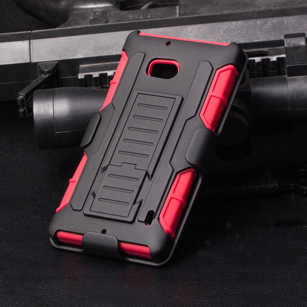 2015 New Arrival IN STOCK!Armor Shockproof Holster Phone Back Cover Case For Nokia Lumia 929 ,N929 Case Cover