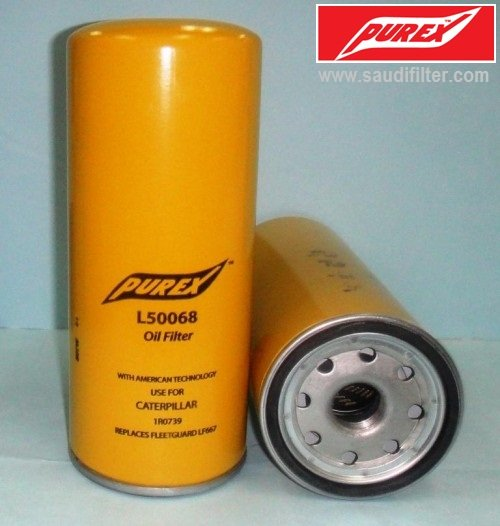 1R0739 Oil filter for Caterpillar