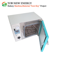 Vacuum Drying Oven Laboratory Testing Oven With Stainless Steel Chamber
