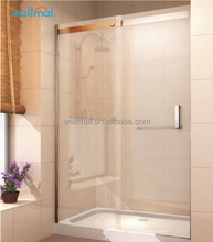 8 mm clear tempered glass complete shower room ( WTM-03311 )