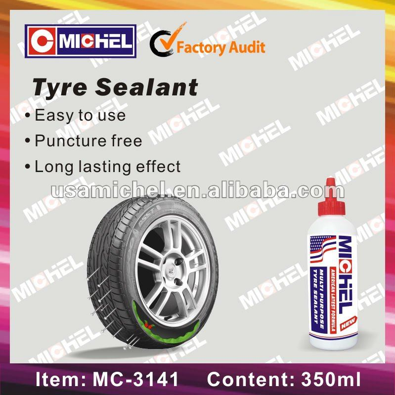 Flat Free Tyre Sealant & Puncture Preventative System