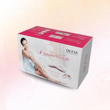 New arrival home IPL epilator laser hair removal machines 3 in 1 functions replaceable lamp 350000 shots