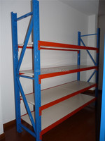 Warehouse Steel Shelf From China Golden Supplier