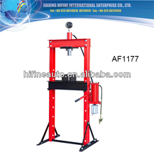20 Ton Air/Hydraulic shop press with gauge