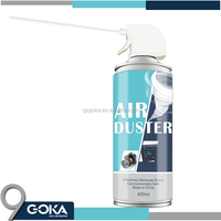 Air duster spray for car and dashboards,air duster can for clean computer,air duster compressed spray cleaner