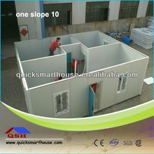 high quality SIP panel prefabricated house