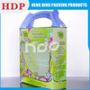 High Quality Stackable Acetate PVC Plastic Packaging Box