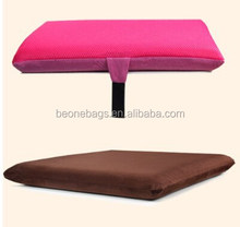Alibaba Express Top Quality Colorful Square Unisex Seat Chair Cushion