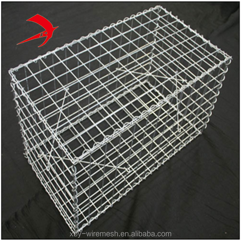 Galvanized Welded Gabion Box Gabion Wire Mesh Stone Cage for Retaining Wall