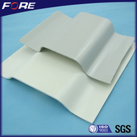 Multi-functional roof translucent panel/fiber corrugated sheet roof made with FRP Gel coat