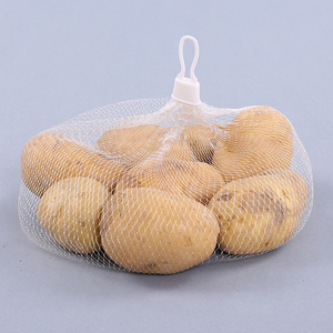 100% Virgin Best Quality Reusable Produce Potato Bag 10kg Plastic Net Mesh for Packaging Bags