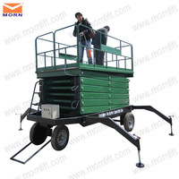 300kg movable small lift table