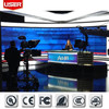 LG 55 inch 3.5mm bezel led video wall for TV television studio