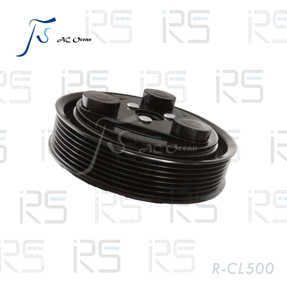 CR14 Air Conditioning Compressor Magnetic <strong>Clutch</strong> For Nissan Frontier/Navara-2.5D/Isuzu D-MAX