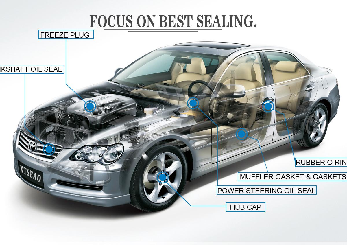 Xingtai Xiou Import & Export Trading Co., Ltd. - Oil Seal, auto filter