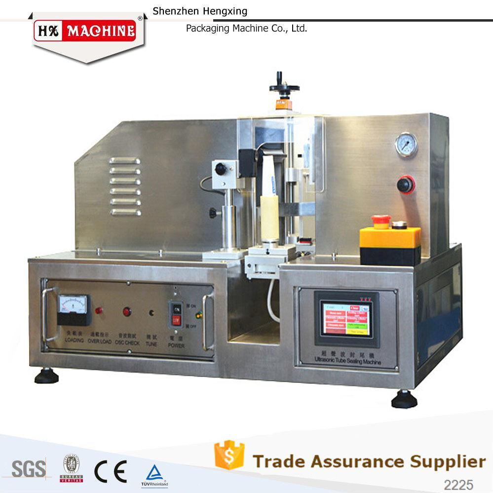 Low Price Automatic Tube Sealing Machine for Plastic Tube Sealer Filling