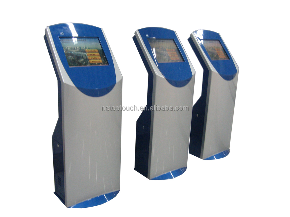 Standard Touch screen inquiry kiosk on sale